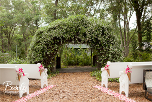 Outdoor Florida Wedding Locations | Garden Weddings in Florida