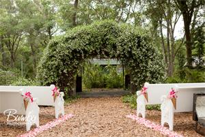 Florida Outdoor Wedding Location